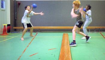 Vignet Gezonde School voor het basisonderwijs: criteria voor het themacertificaat bewegen en sport