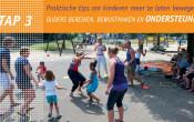 Praktische tips om kinderen meer te laten bewegen - 3