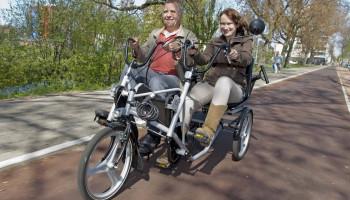 Praktische ondersteuning cruciaal voor begeleiders van mensen met een verstandelijke handicap