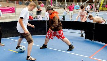 Sport helpt kwetsbare jongeren. Klopt die aanname?