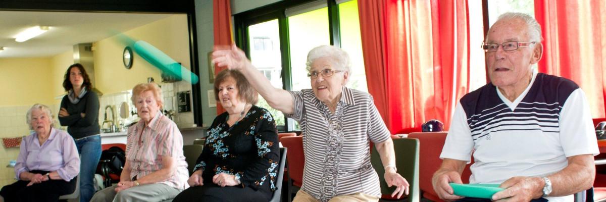 activiteiten voor ouderen binnenshuis | allesoversport.nl