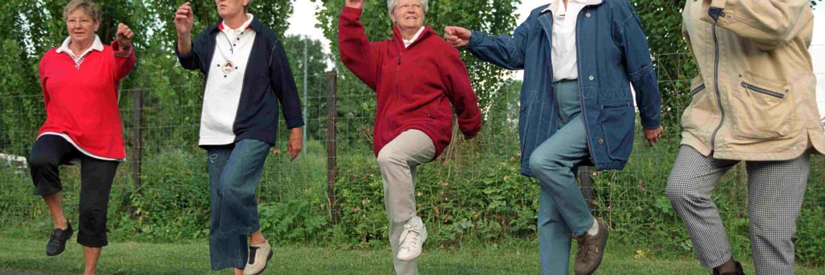 Favoriete Buitenactiviteiten en sport voor ouderen | Allesoversport.nl #QB12