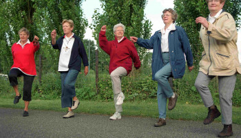 Buitenactiviteiten en sport voor ouderen