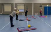 Activiteiten en valpreventie voor kwetsbare ouderen