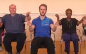 Filmpjes: zitgymnastiek voor ouderen