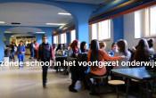 Vignet Gezonde School voor het voortgezet onderwijs: criteria voor het themacertificaat bewegen en sport