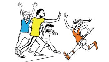 Nationale Sportweek: feestelijke start sportseizoen