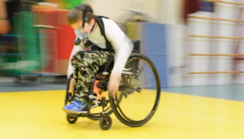 Testen fitheid bij kinderen met een chronische aandoening of beperking