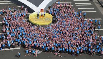 Vrijwilligersmanagement bij grote sportevenementen