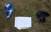 Zaalschoenen: een test voor en door kinderen