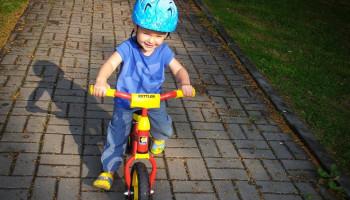 Motorische ontwikkeling als je kind 3 jaar is