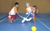 'Hockey is niet alleen voor blonde paardenstaarten'