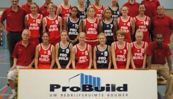 Sporten voor meiden: basketbal