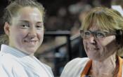 Lajla over haar dochter, judoka Marhinde Verkerk