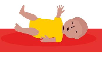 Stimuleer de motorische ontwikkeling van je baby