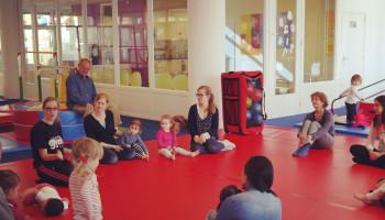 Peutersport: leren en bewegen is een belangrijke combinatie
