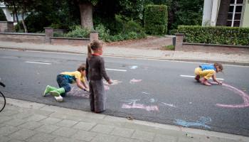 Spelen is goed voor de ontwikkeling van kinderen