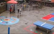 Kinderen laten bewegen op het schoolplein