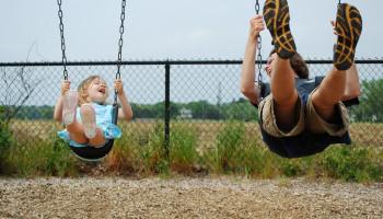 Buiten spelen zorgt voor weerbare en zelfstandige kinderen