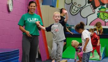 Het doel van gymlessen is leren te bewegen