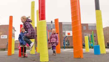 Tips voor een gezond schoolplein