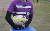 Rugby voor kinderen: Camiel over zijn stoere en respectvolle sport