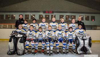 IJshockey voor kinderen: helden op het ijs
