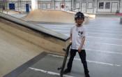 Bijzondere sportkeuze: Keet (10) brengt al haar tijd op het skatepark door