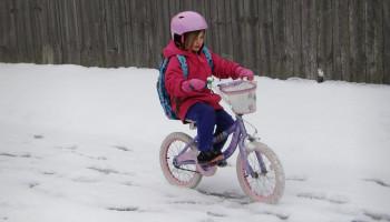 Alleen in het donker fietsen: 5 tips