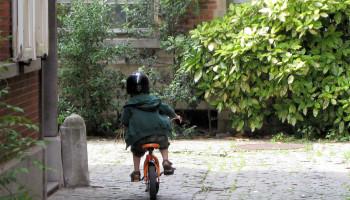 Moet je kind een fietshelm op?