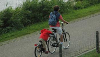 Veilig en goed in het verkeer fietsen kun je (aan)leren