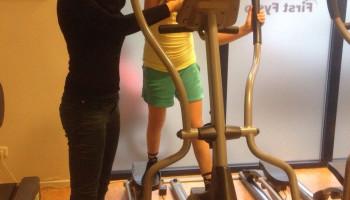 Aanpak van overgewicht: het succesverhaal van stoere Sanna