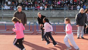Extra geld voor sportdeelname van kinderen in armoede