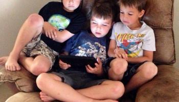 Kinderen ontwikkelen overgewicht door beeldschermen