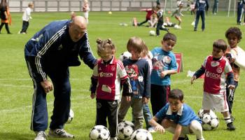 Jeugdcoach Ronald Joorse: 'Plezier in sport is het allerbelangrijkste'