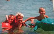 Anneke over haar zoon, zwemmer Joost Reijns