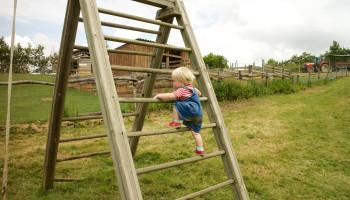 Je kind loslaten en risico's laten nemen
