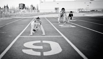 4 op de 10 kinderen wil stoppen met sport door te fanatieke ouders