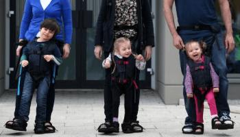 Filmpje: bewegen is niet voor ieder kind vanzelfsprekend