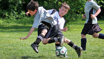 Meest voorkomende sportblessures bij kinderen
