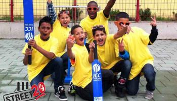 Sport A tot Z: Cricket