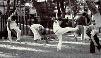 Sport voor kinderen: capoeira