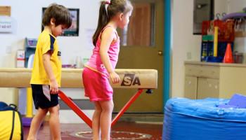 Beweging is nodig voor de fysieke ontwikkeling van kinderen