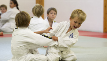 Sport voor kinderen: judo