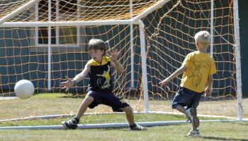 Sport voor kinderen: voetbal