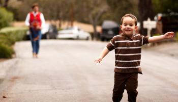 Voldoende beweging kind erg belangrijk