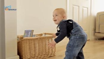 Consultatiebureau Jong Florence over je kind leren lopen