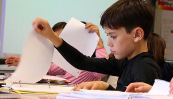 Is jouw kind onrustig op school? Meer beweging helpt niet altijd