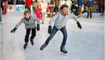 Meer bewegen? Ga schaatsen!