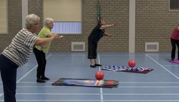 Fysiek kwetsbare ouderen: intensieve beweging werkt